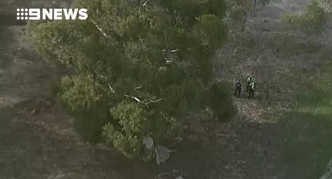 突發!墨大附近遭武裝警察封鎖!公園驚現一具女屍,懷疑是謀殺!