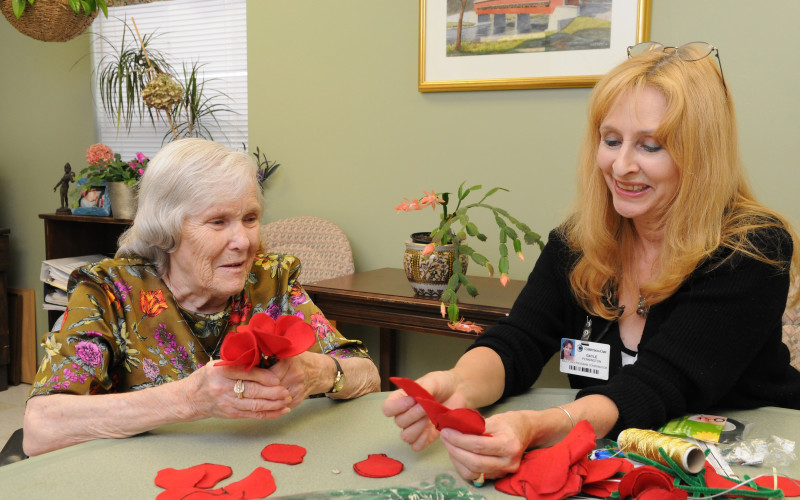 Adult Day Program Offers A Safe Place To Find Fun