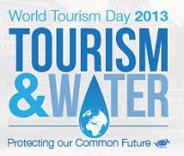 World Tourism Day 2013 logo