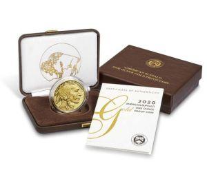 2020 Gold Buffalo