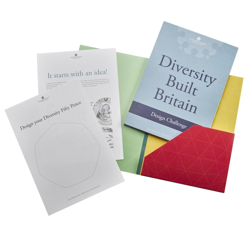 Royal Mint's Education Packs