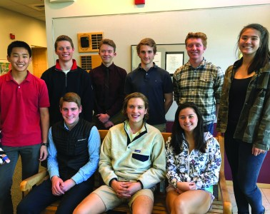 Colorado Academy All-State students
