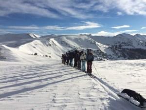 Hut-to-Hut Backcountry Skiing - Colorado Academy 2018 Interim