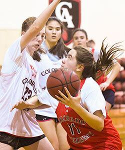 CA Girls Basketball wants to earn league respect.