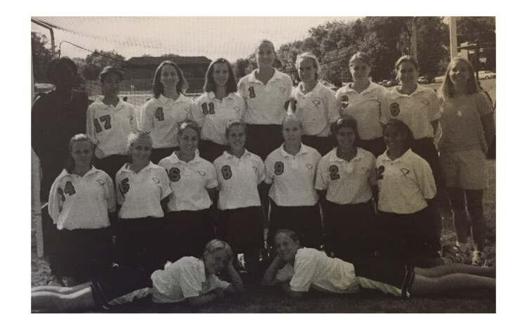 CA's 1997 Field Hockey Team