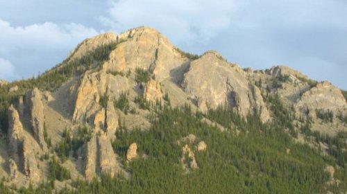 Rock-climbing 101: Peeps in Paradise