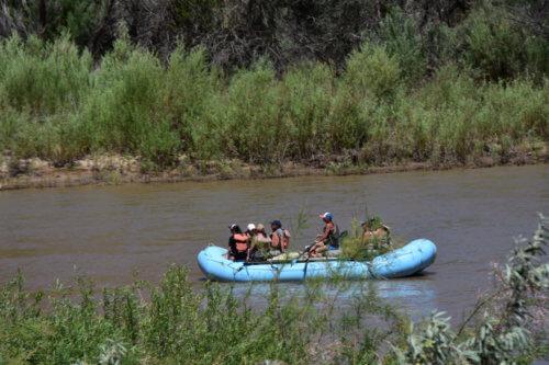 Raft the Colorado