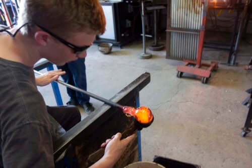 Glassblowing Interim