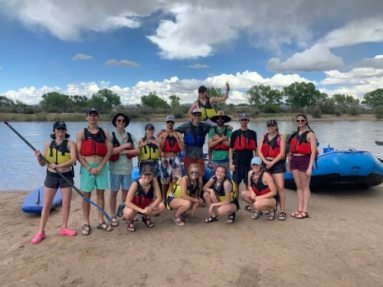 Rafting the Colorado Interim