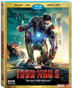 Iron Man 3 BD