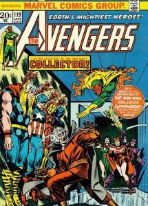 Avengers 119