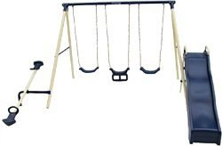 Flexible Flyer Swing Set