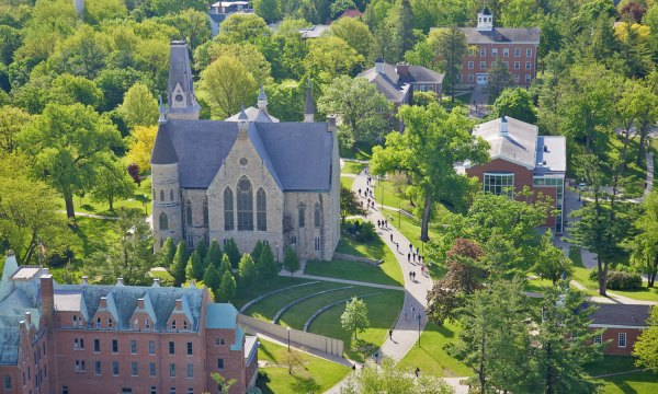 Built by design - Cornell College