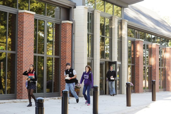 Changing lives: The future of Cornell - Cornell College