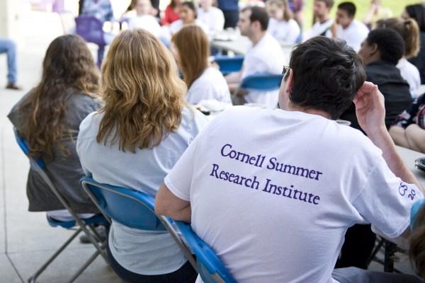 Cornell Summer Research Institute begins - Cornell College