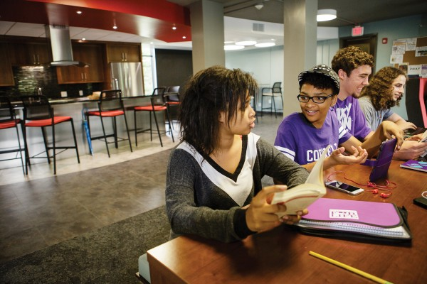 Residential education for the 21st Century - Cornell College
