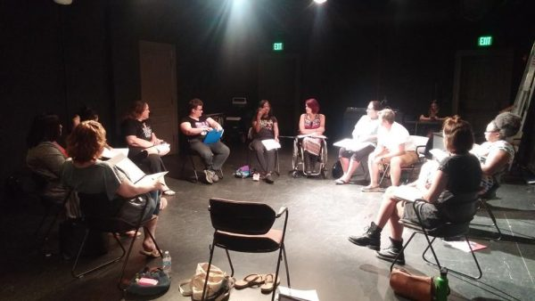 Cornell College writer and director create new stage play