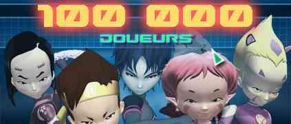 Plus de 100 000 joueurs pour le Jeu Code Lyoko !