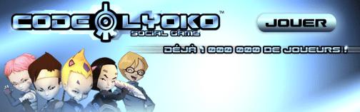 Jeu Social Code Lyoko