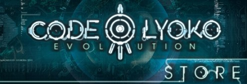 Boutique Code Lyoko Evolution