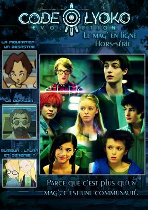 Couverture Code Lyoko le mag' en ligne - Hors série 1