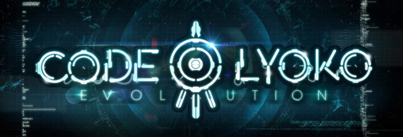 Code Lyoko Evolution (Logo)