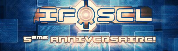 Le 5ème anniversaire de l'IFSCL !