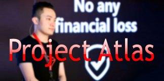 project Atlas Tron