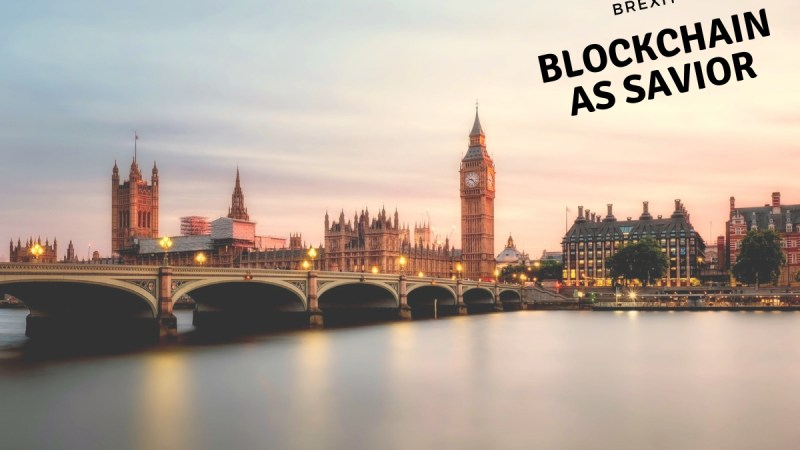 UK Finance Minister Believes Blockchain Could Solve Brexit Border Issues