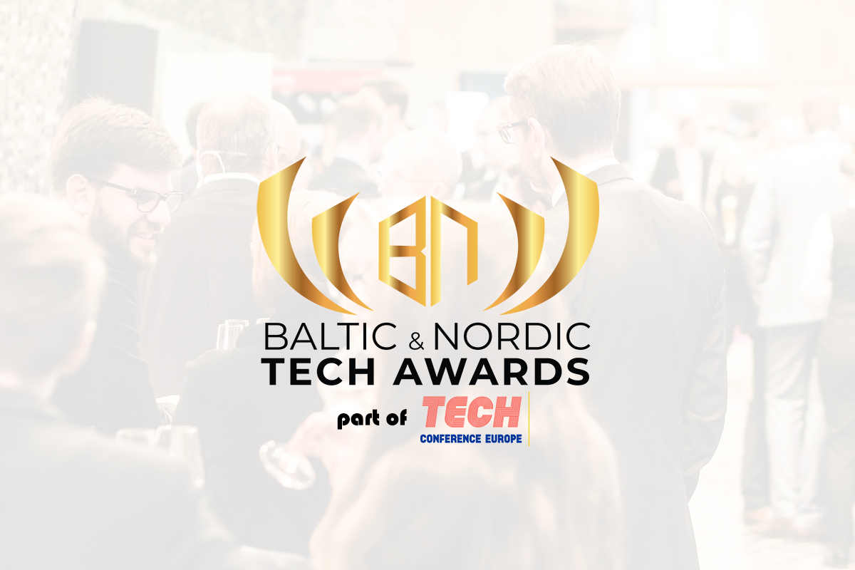 Only 2 Days Left to Nominate Your Company for the Baltic and Nordic Tech Awards 2020
