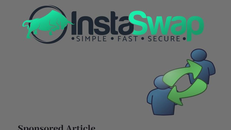 InstaSwap: Speedy, Secure and Sleek