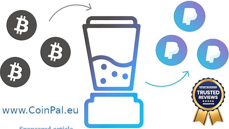 Review Coinpal.eu : How to Cash Out Bitcoin to PayPal Instant on a Legit Exchange