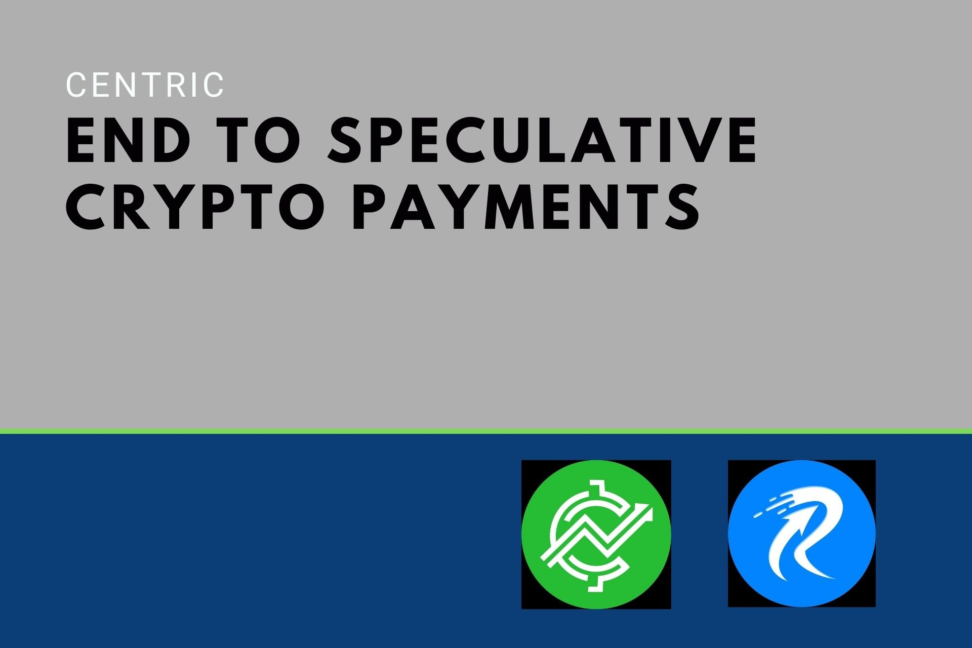The End To Speculative Crypto Payments