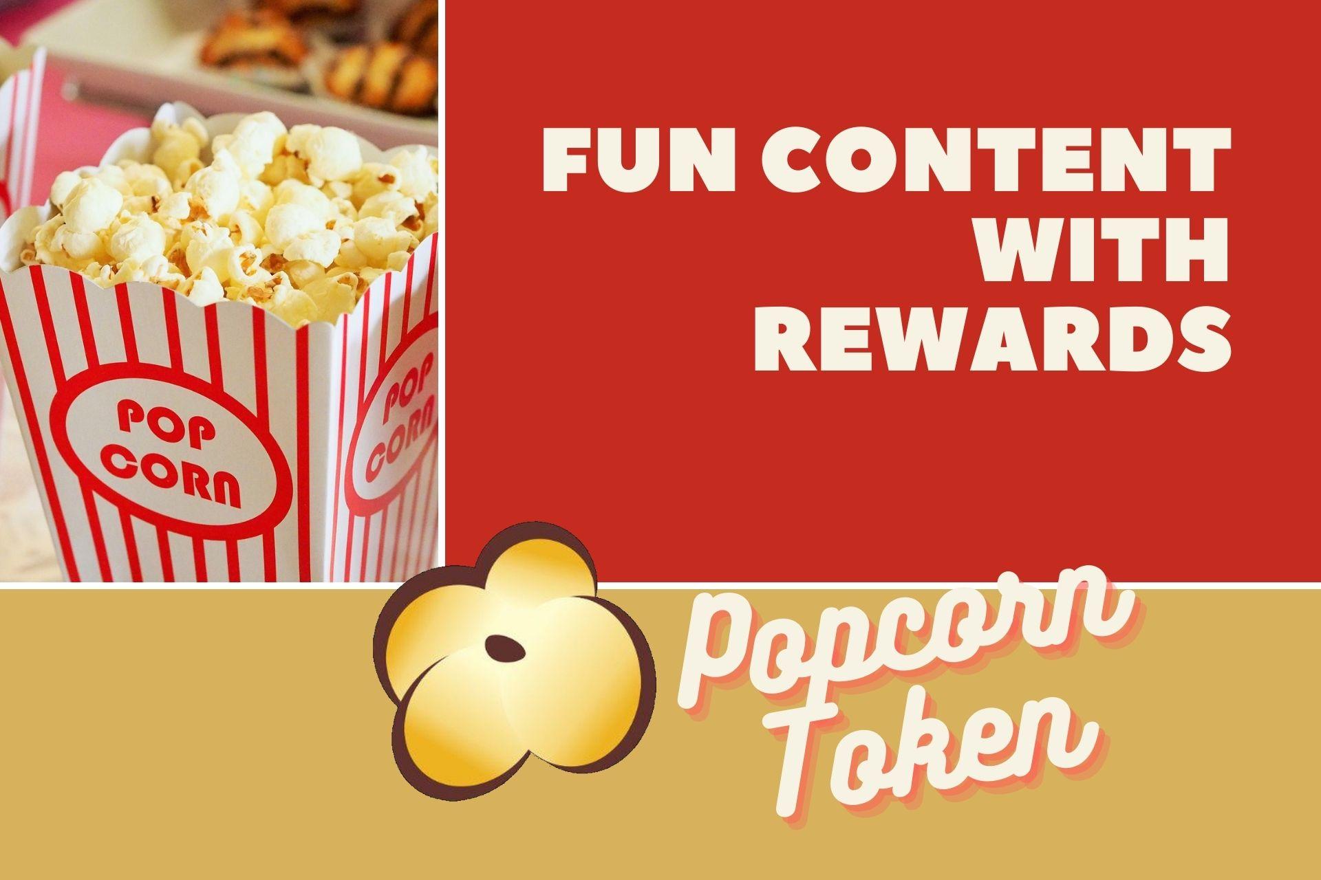 Popcorn: Fusing Fun Content with Rewarding Value Creation
