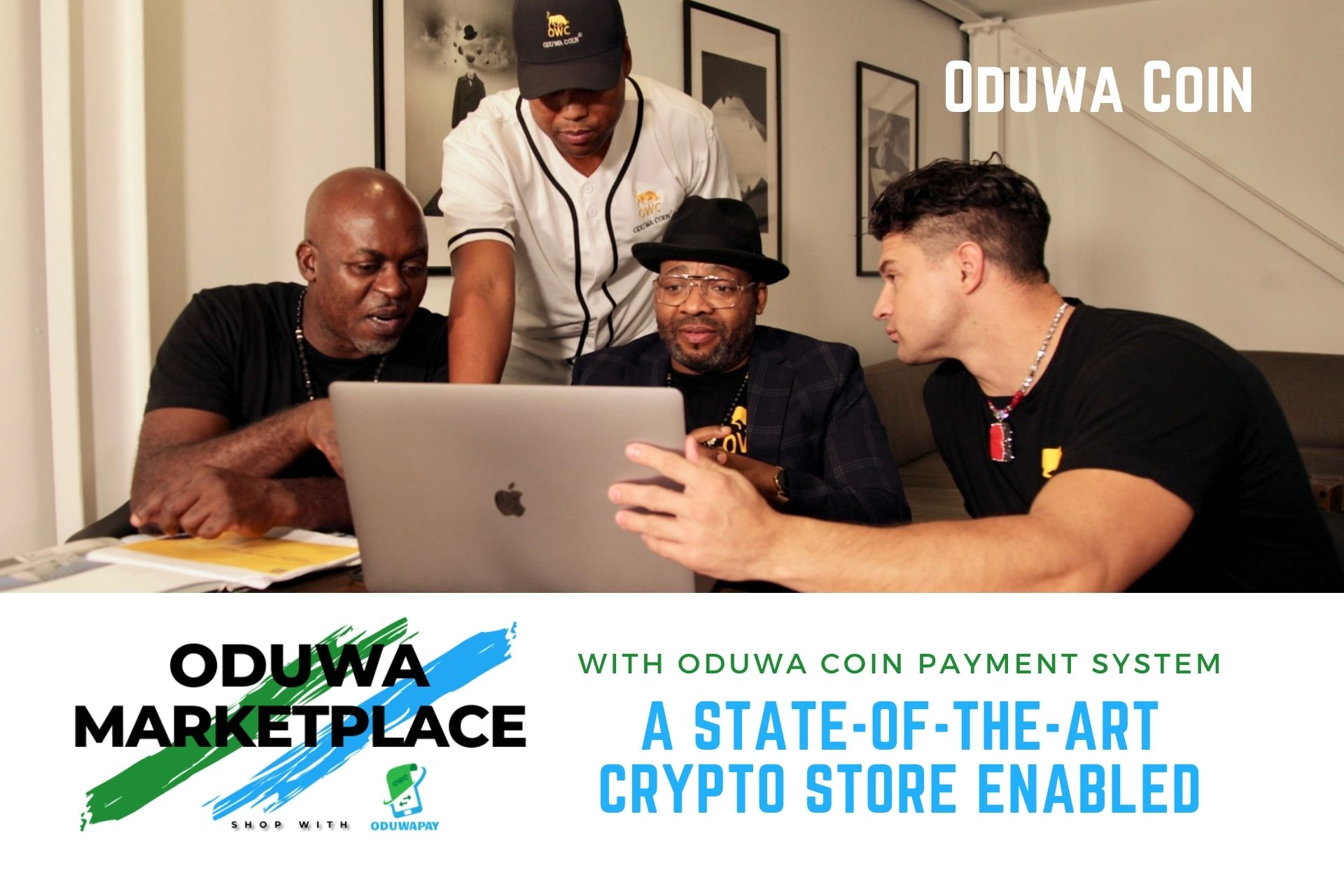 Oduwa Coin Marketplace | A State-of-the-Art Store Enabled with Oduwa Coin Payment System
