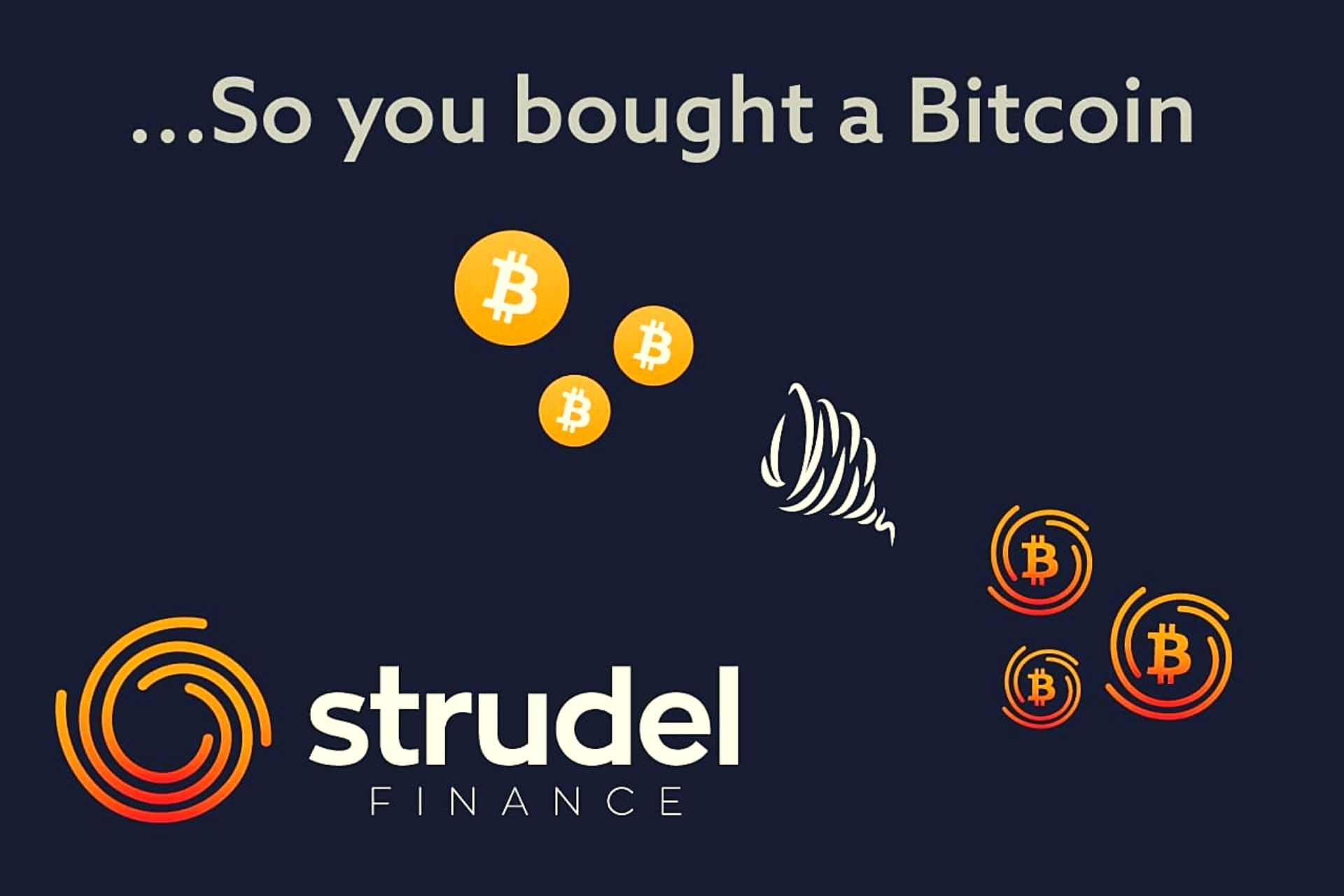 Strudel Finance Bridging the Gap Between ETH and BTC in a Unique Way