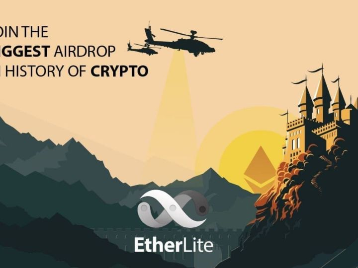 Etherlite: A Pure PoS Ethereum Hardfork Launches Massive Airdrop Plan to Disrupt Crypto Industry in 2021