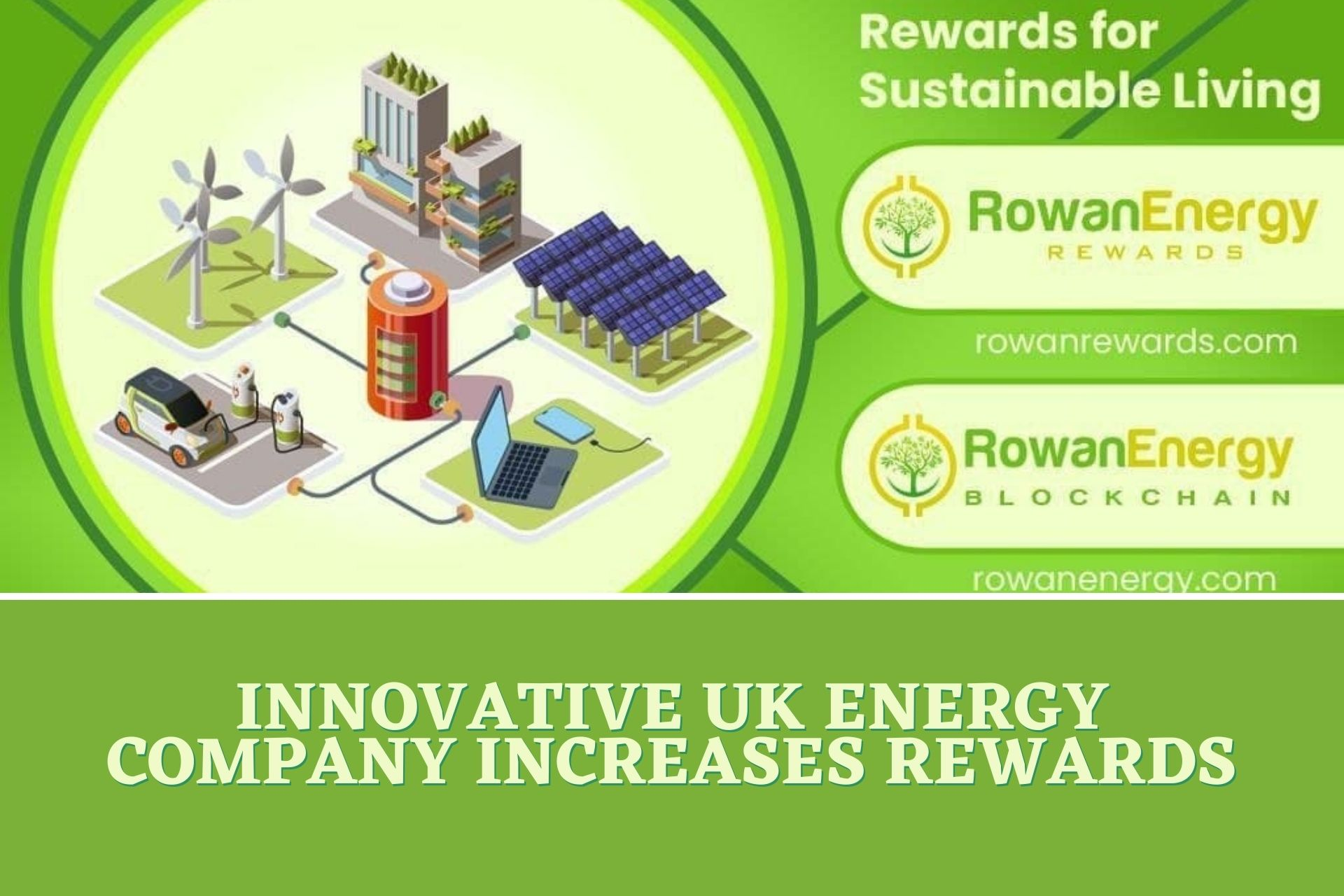 Innovative UK Energy Company Increases Rewards For Residential  Roof Top Solar
