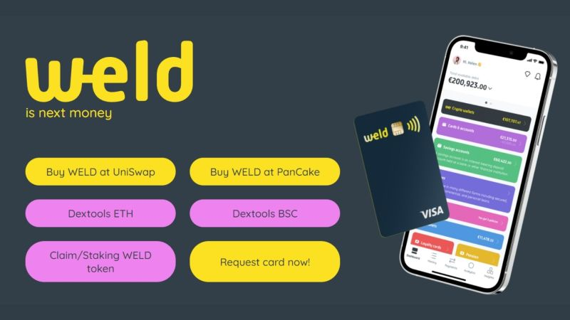WELD Money | Building a New Era of Opportunities By Bridging Crypto and Fiat Worlds
