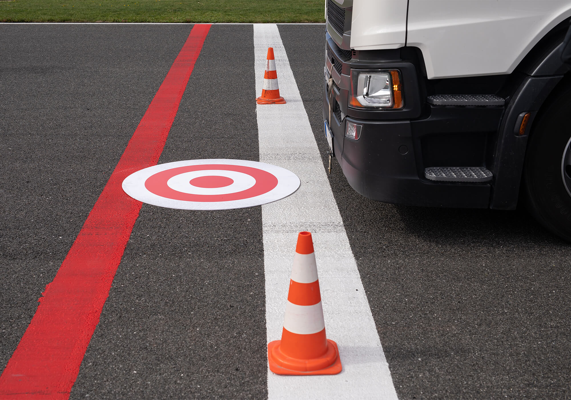 SKIDTRUCK Driver Training