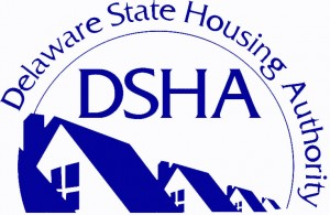 Logo for Delaware State Housing Authority