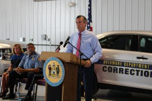 Governor Carney Release Final Report of DOC Special Assistant