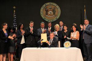 SB 230 Bill Signing