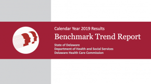 Cover of Benchmark Trend Report