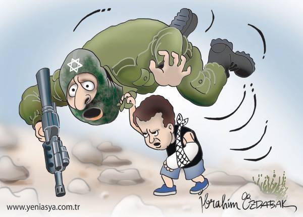 الطفل الفلسطيني الذي هزم الجنود