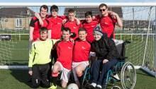 Edinburgh College Eagles football team
