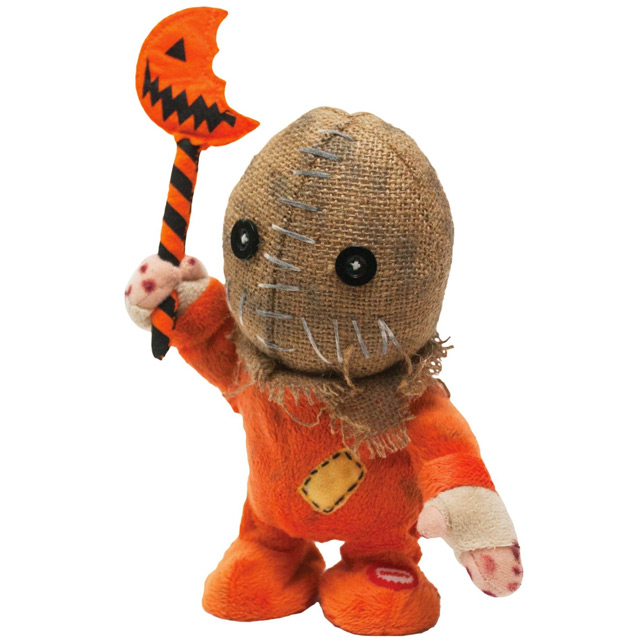 Trick 'r Treat Sam Animated Table Top Statue
