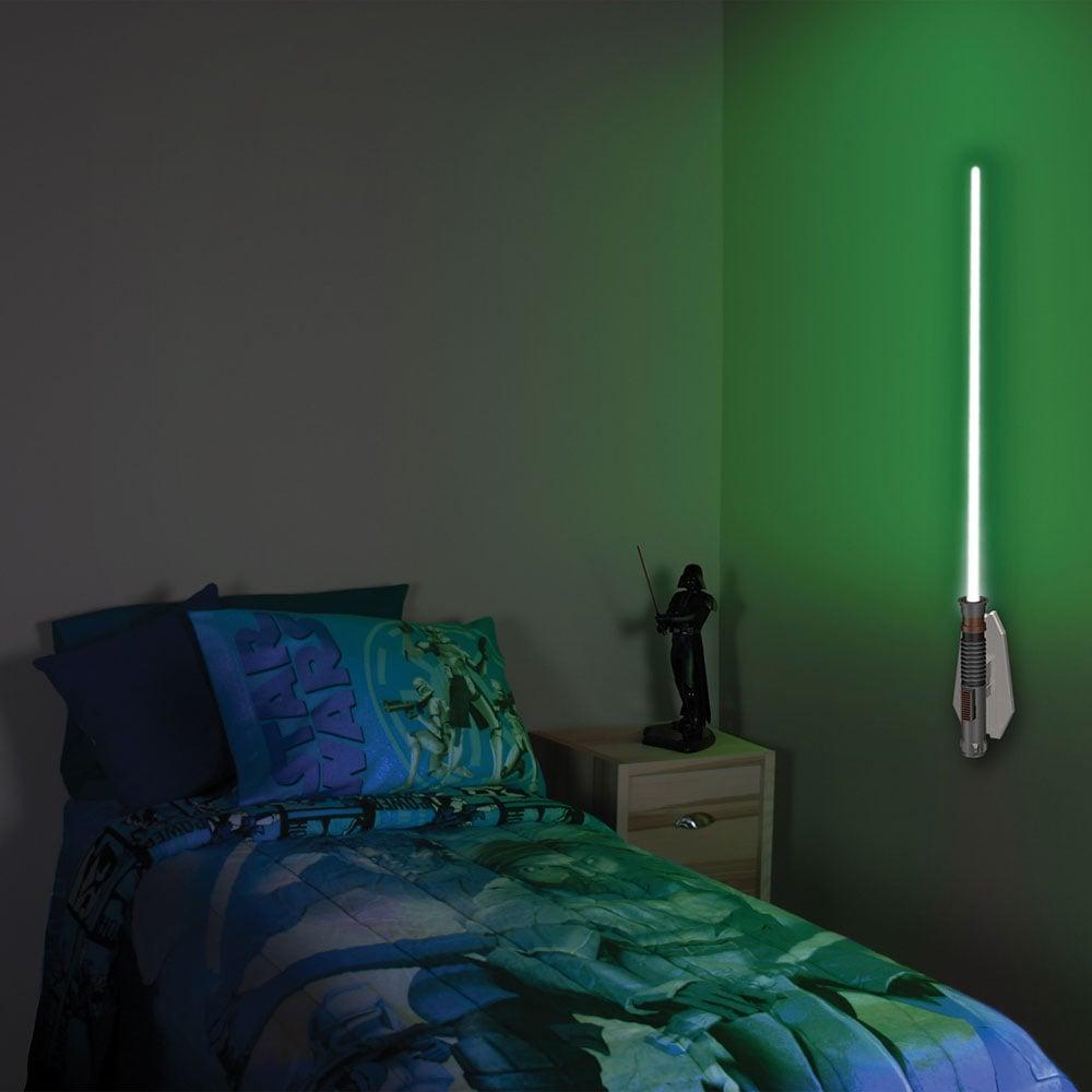 Lightsaber Lights Are A More Elegant Light Fixture For A More Civilized Age