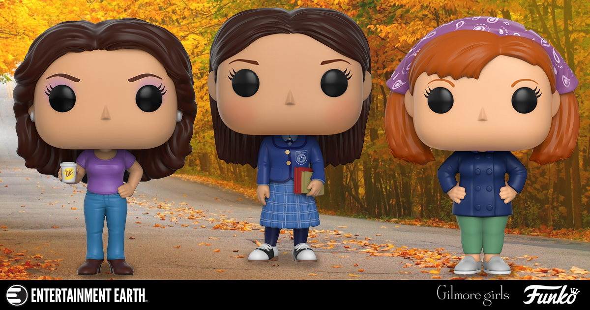 Image result for gilmore girls funko pop