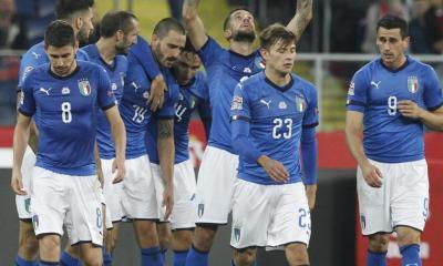 Poland Italy Nations League Soccer